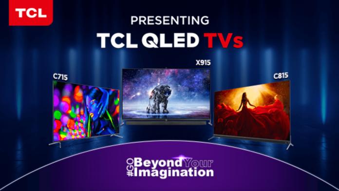 TCL 2020 QLED 4K