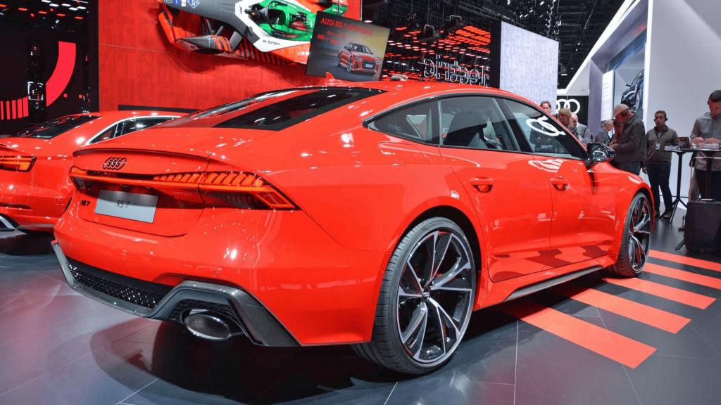 Audi 7 Sportback