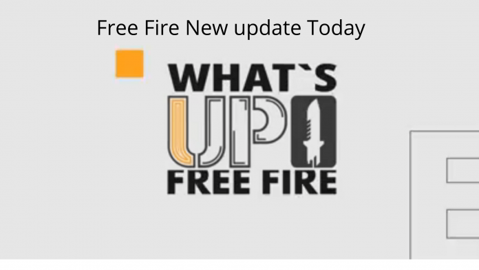 Free Fire New update Today