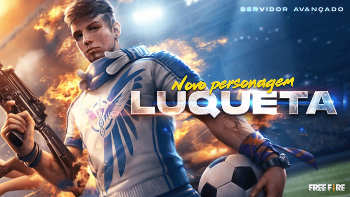 free fire game character Lucas