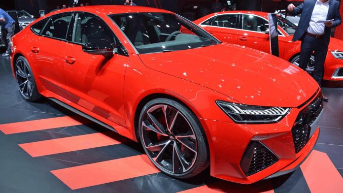 top Audi 7 Sportback