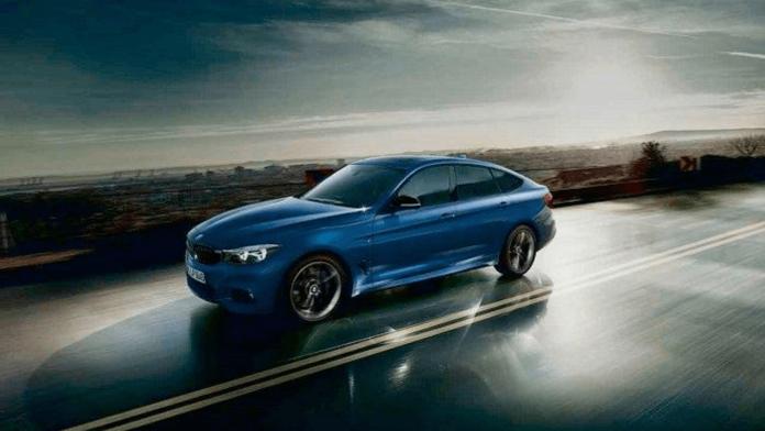 BMW Series Gran Turismo 'Shadow Edition