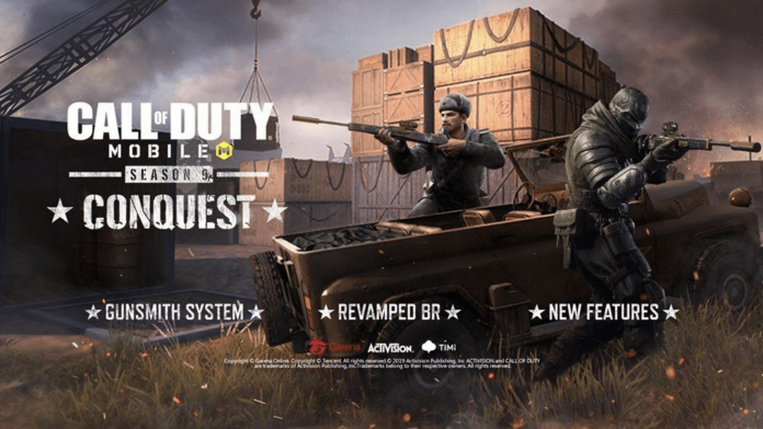 Call of Duty Mobile download Android or IOS