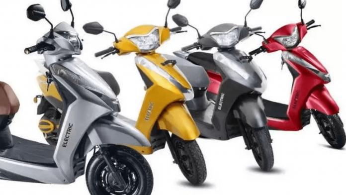 ETrance+ e-scooter