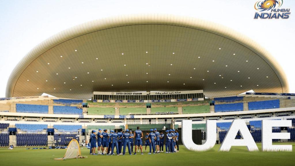 IPL UAE 2020 Mumbai Indians (MI) Full Schedule