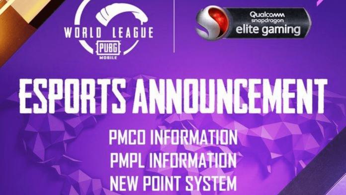 PUBG Mobile E-Sports 2020