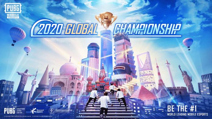 PUBG Mobile Global Championship Season Zero