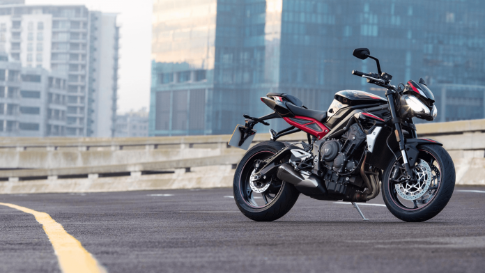 Triumph Motorcycles India Street Triple R