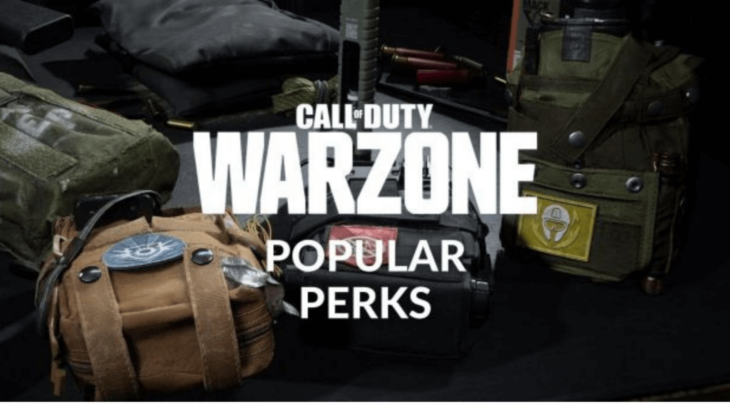 Call of Duty Mobile Perks