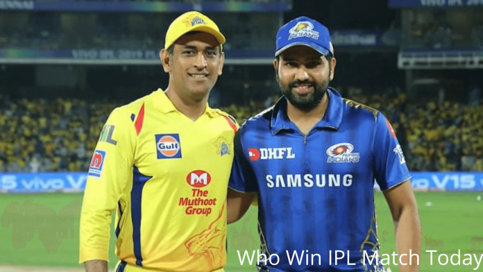 Today IPL 2020 Match Prediction Live Update: Chennai Super Kings Vs Mumbai Indians match Prediction, Who will win IPL