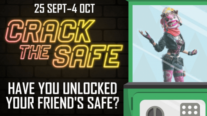 Crack the Safe in Free Fire