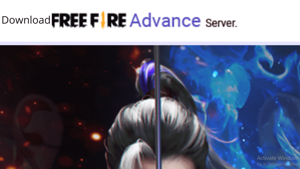 Register for Free Fire OB27 Advance Server