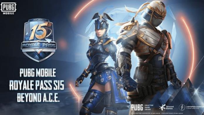 PUBG Mobile Season 15