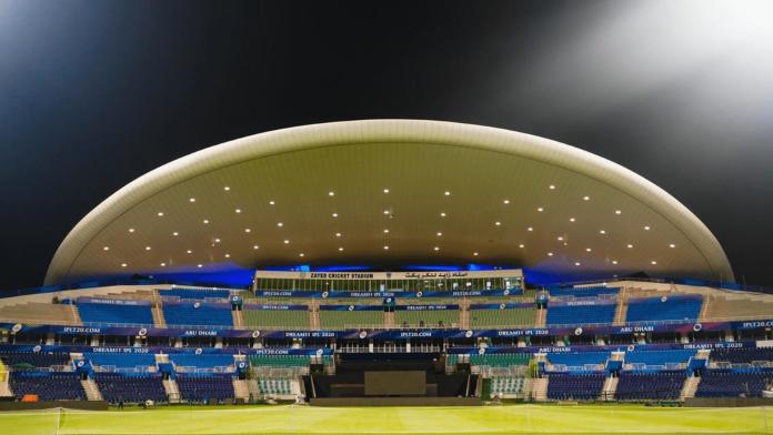 Today IPL match 2020 Live Update