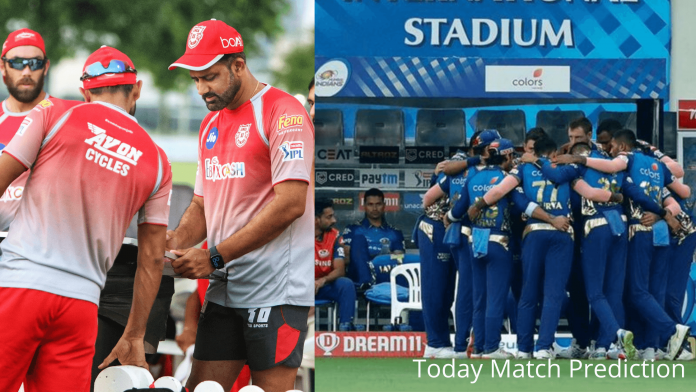Today Match Prediction Kings XI Punjab vs Mumbai Indians Team Prediction 13th match, Who will win IPL