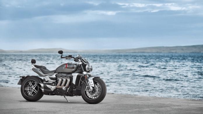 Triumph Motorcycles Rocket 3 GT