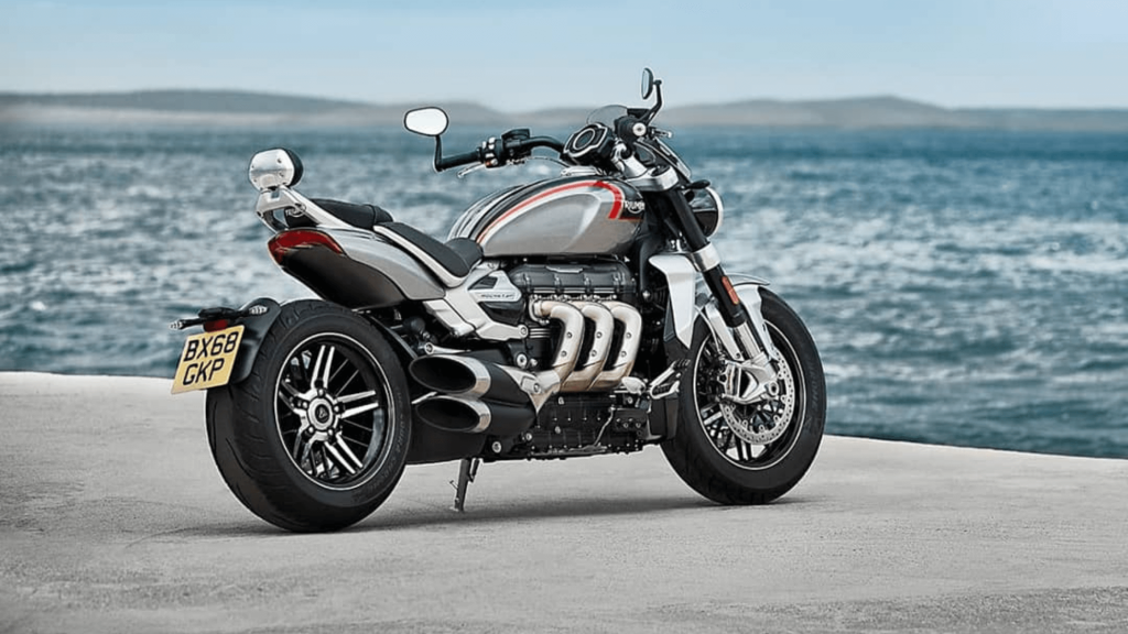 Triumph Motorcycles Rocket 3 GT price