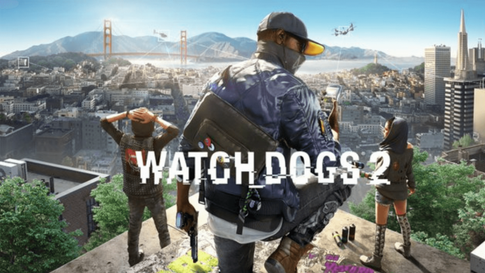 download Watch Dogs 2 from Epic Games Store
