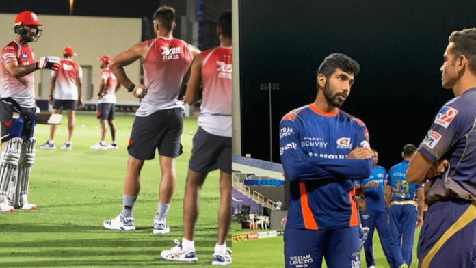 Kings XI Punjab vs Mumbai Indians head-to-head
