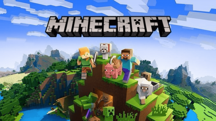 Minecraft Game Bedrock Edition