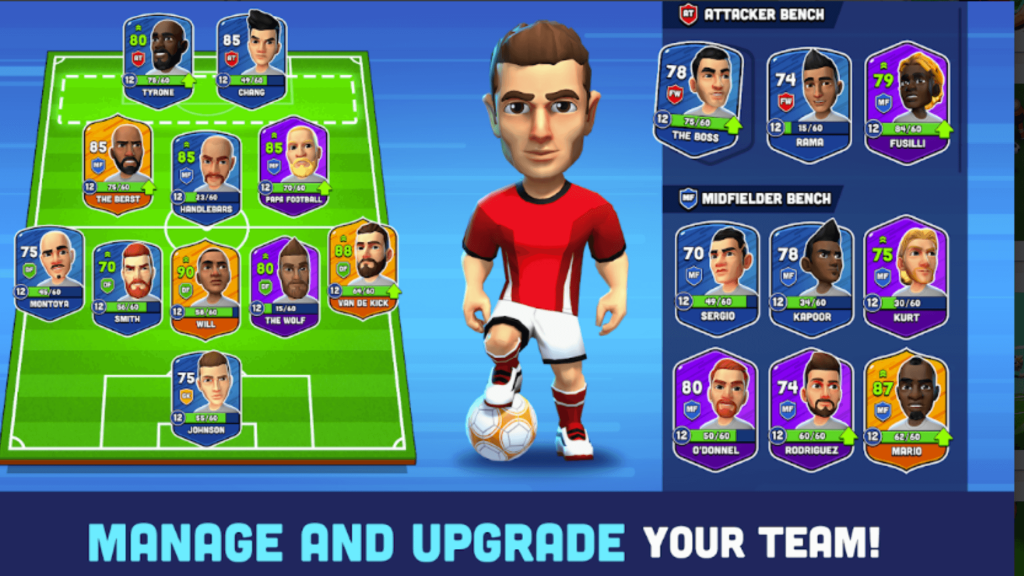 Mini Football APK Download