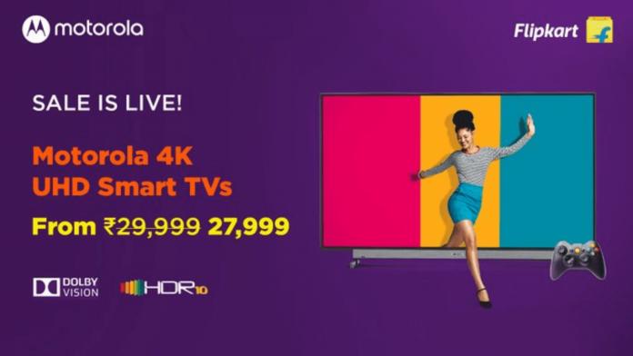 Motorola Smart TVs