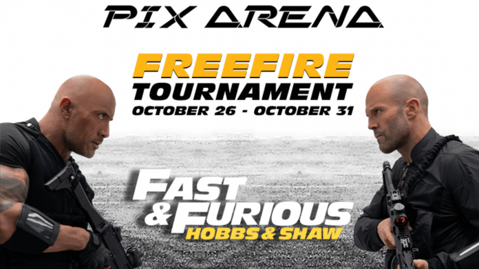 Pix Arena Free Fire Tournament schedule announced