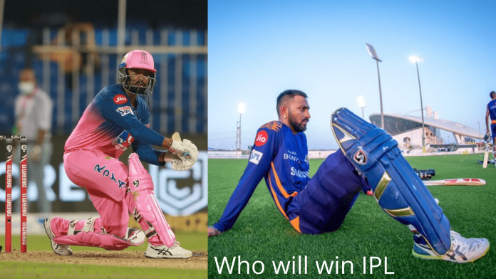 Today Match Prediction Rajasthan Royals vs Mumbai Indians