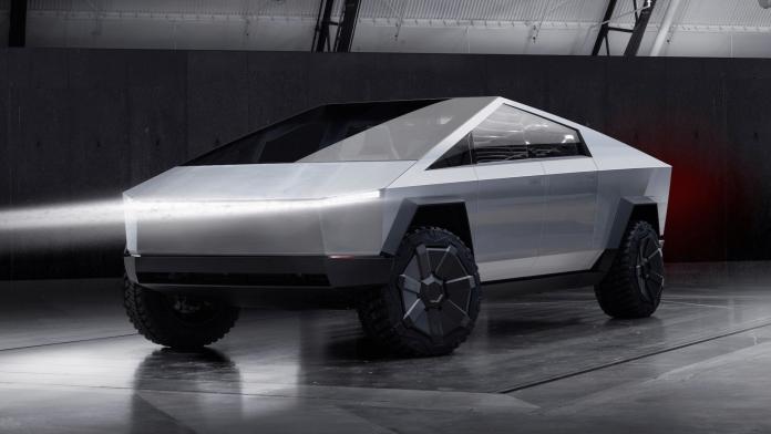 Tesla Full Self Driving Car
