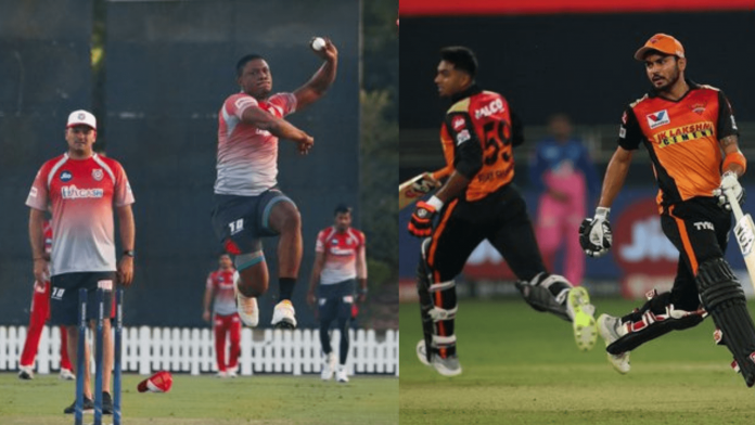 Today Match Prediction Kings XI Punjab Vs Sunrisers Hyderabad