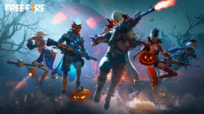 Today update Free Fire Redeem Codes 19th October 2020 for Mechanical Wings, Wiggle Walk Emote, and Robo Pet