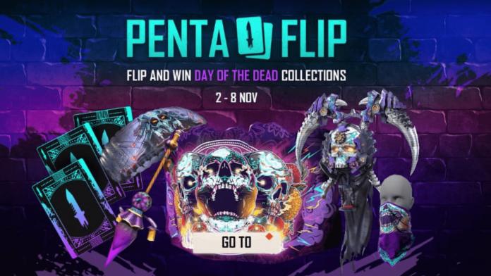 Free Fire Penta Flip Event
