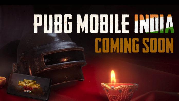 PUBG Mobile India Coming soon