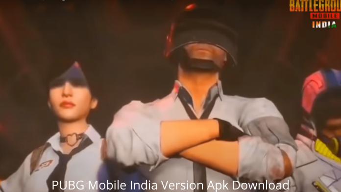 PUBG Mobile India Version Apk Download