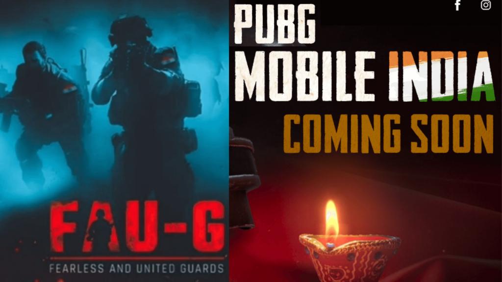 PUBG Mobile India or FAU-G Mobile Game