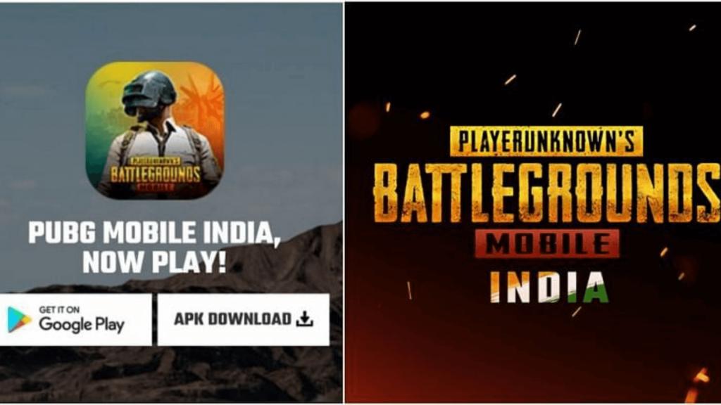 PUBG Mobile Indian version Download