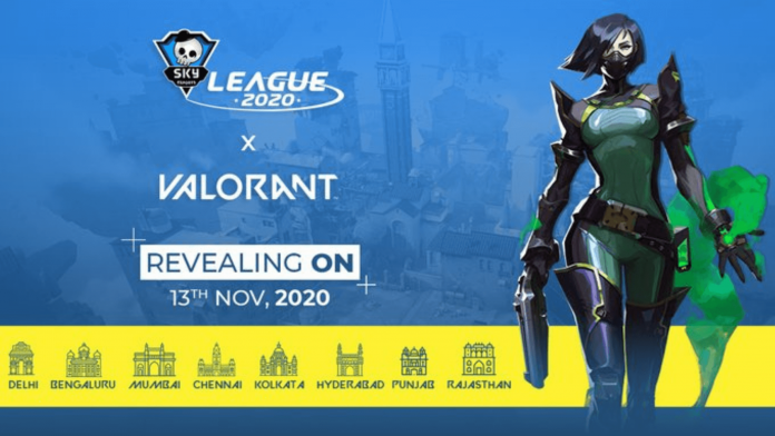 Skyesports Valorant League 2020
