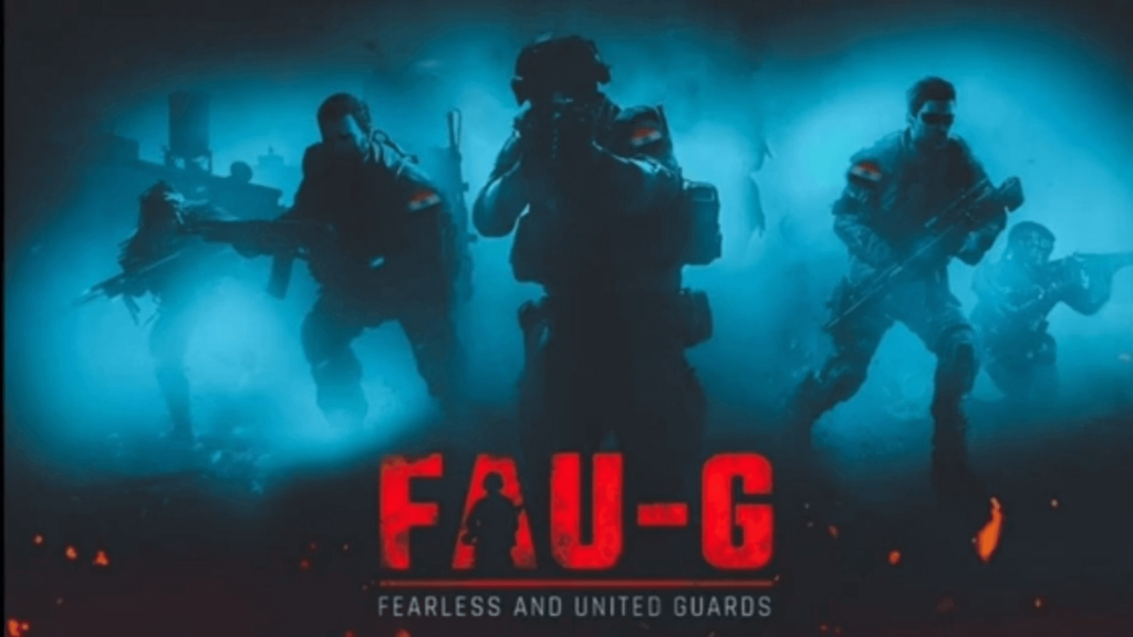 FAU-G Mobile Game Google Play store