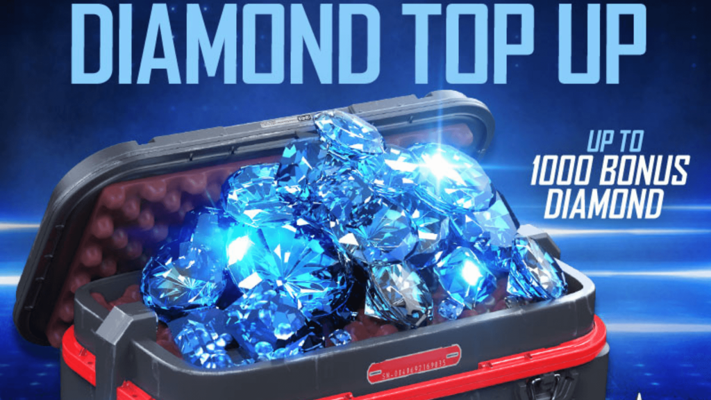Free Fire Free Diamonds at 100% Cashback from Games Kharido