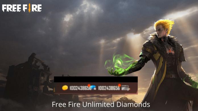 Free Fire MOD APK Unlimited Diamonds