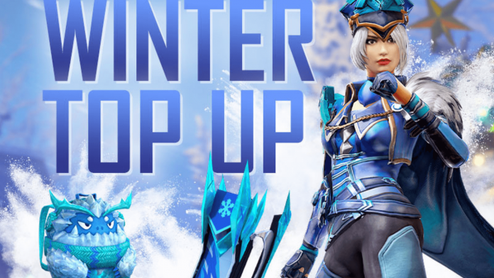 Free Fire New Winter Top-up event
