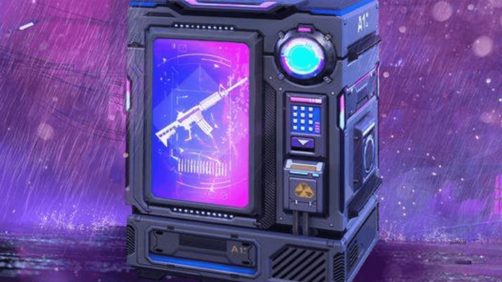 How to get free Rewards from Operation Chrono vending machines in Free Fire