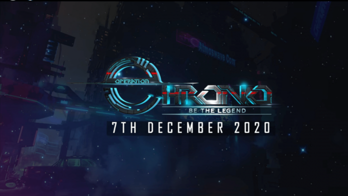 Operation Chrono event Free