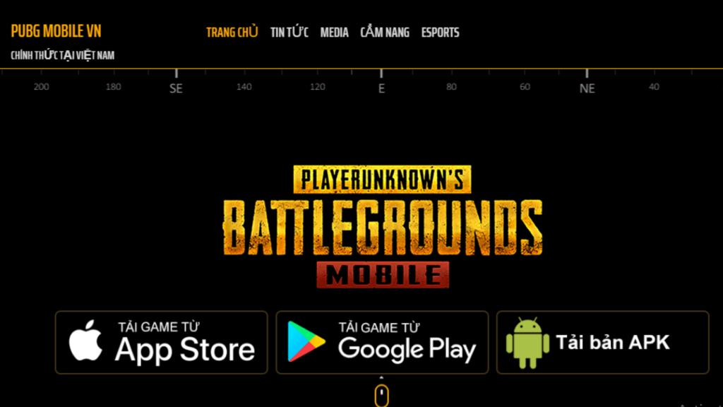 PUBG Mobile Vietnam version 1.1 update
