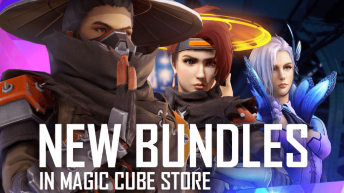 Best Free Fire Magic Cube bundles in January