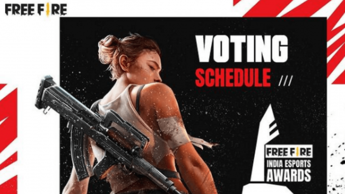 Free Fire India Esports Awards