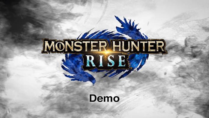 Monster Hunter Rise Demo Download