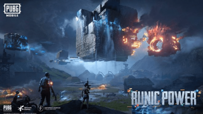 PUBG Mobile 1.2 Runic Power APK download