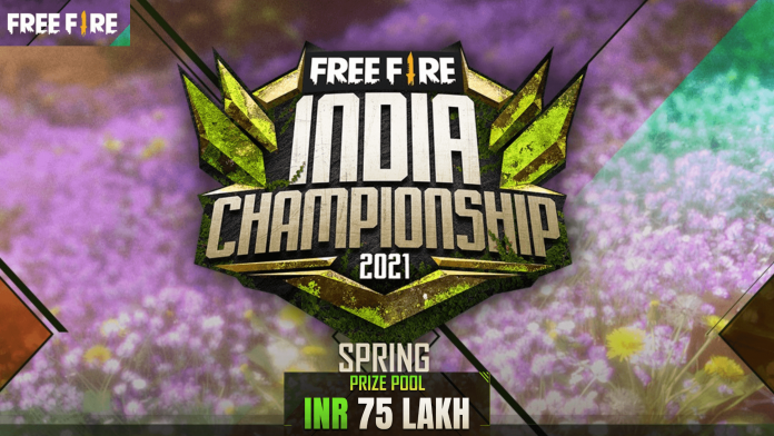 Free Fire India Championship Spring 2021