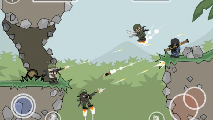 Mini Militia Hack Latest Version 2021 APK Downlod